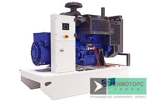 Дизельный генератор (электростанция) FG Wilson F50-1