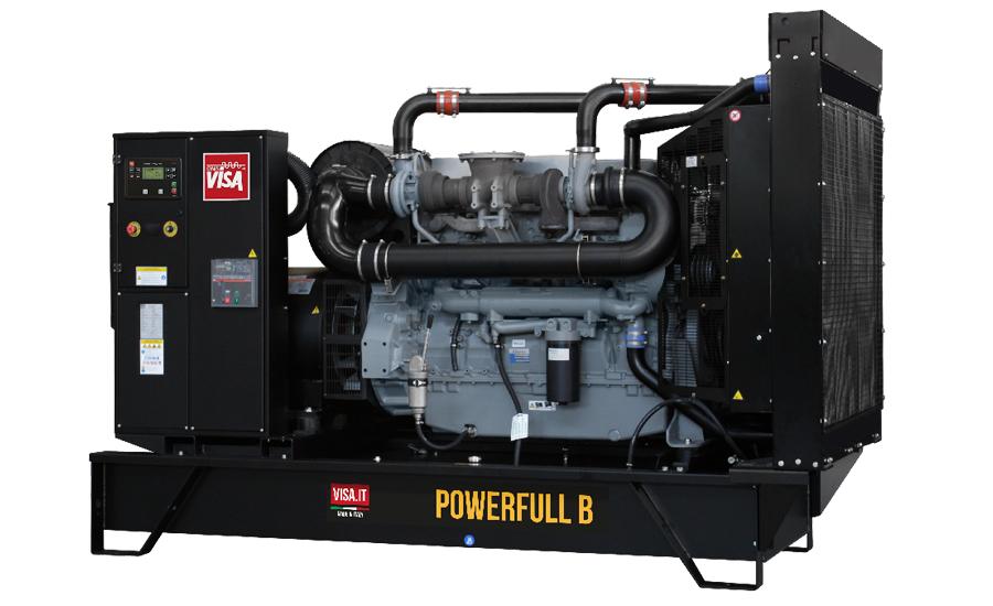 Дизельный генератор (электростанция) Onis Visa V450