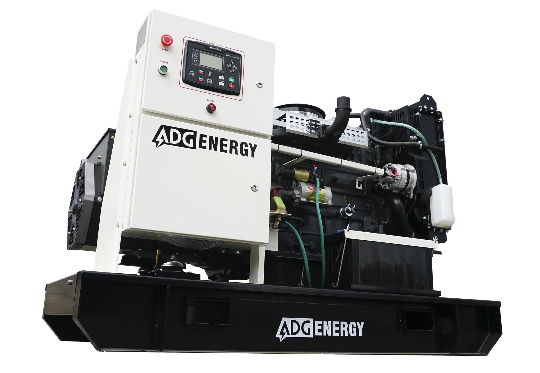 Дизельный генератор (электростанция) ADG-ENERGY AD25-Т400
