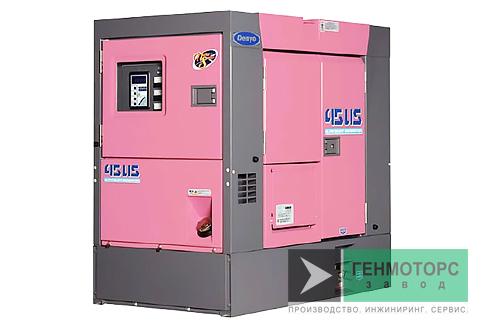 Дизельный генератор (электростанция) DENYO DCA-45USI2