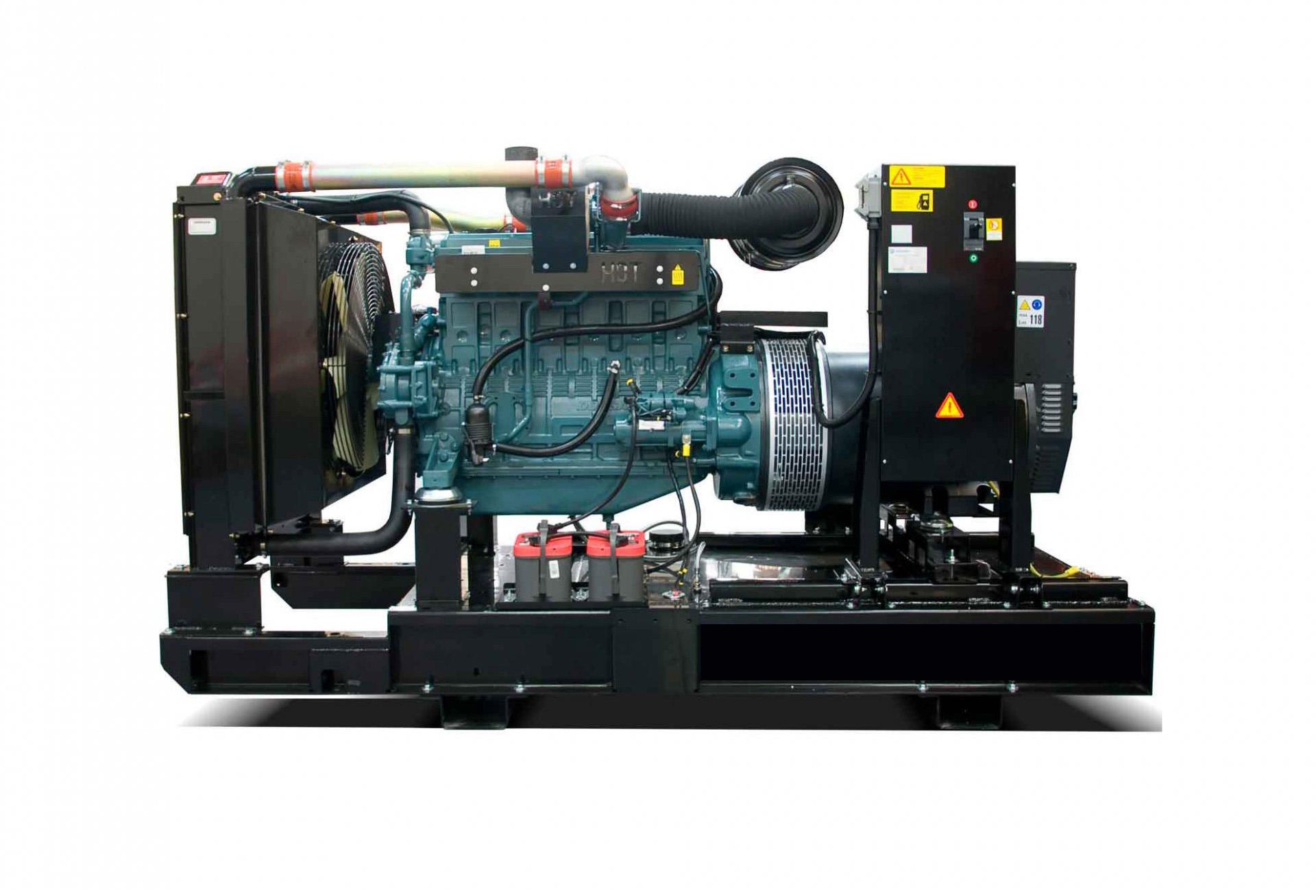 Дизельный генератор (электростанция) Energo ED 300/400 D