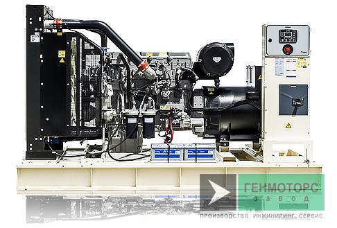 Дизельный генератор (электростанция) Teksan TJ550PE5C