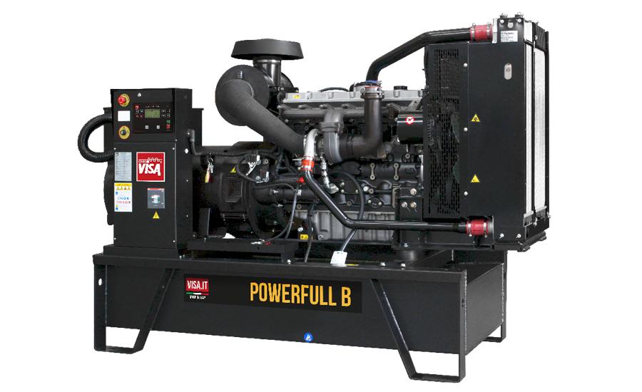 Дизельный генератор (электростанция) Onis Visa P251