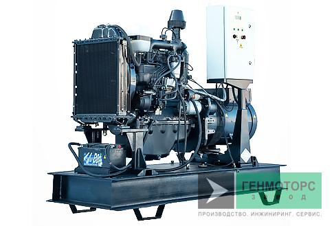 Дизельный генератор (электростанция) ММЗ АД-20