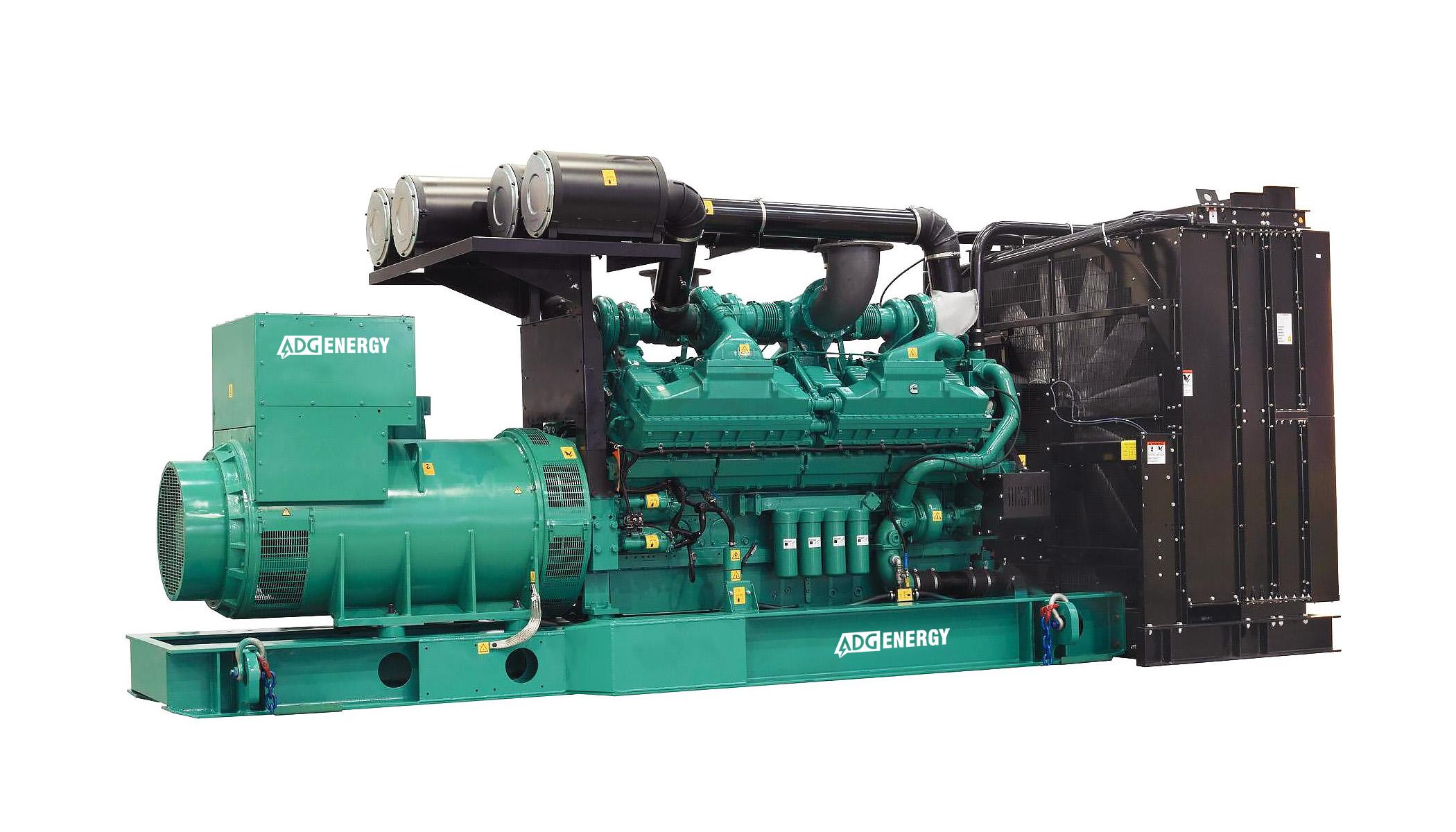 Дизельный генератор (электростанция) ADG-ENERGY AD-2500C