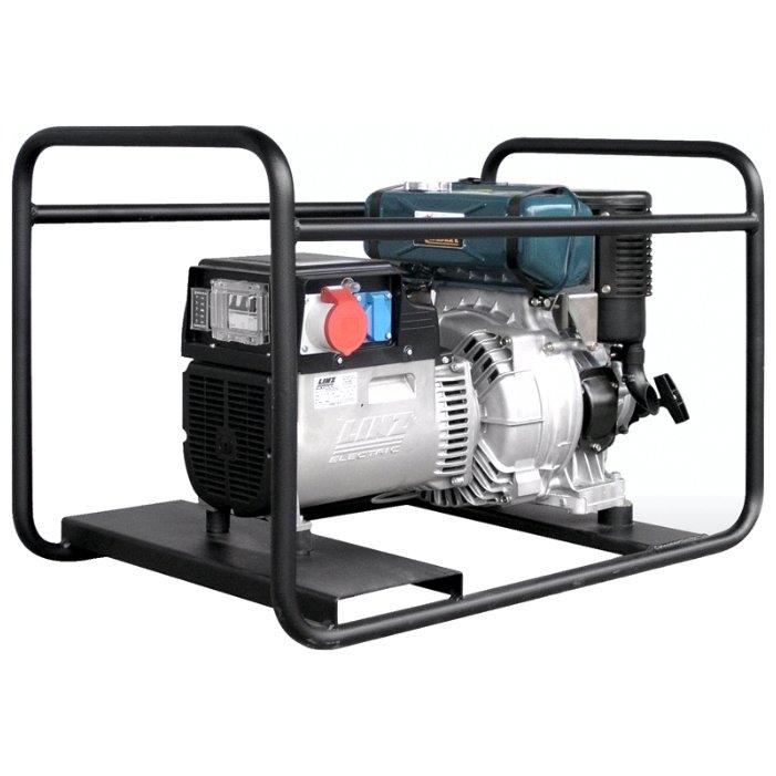 Дизельный генератор (электростанция) Energo ED 6.0/230-SE