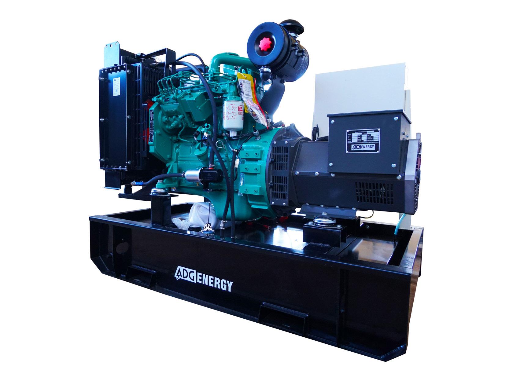 Дизельный генератор (электростанция) ADG-ENERGY ADG-200C