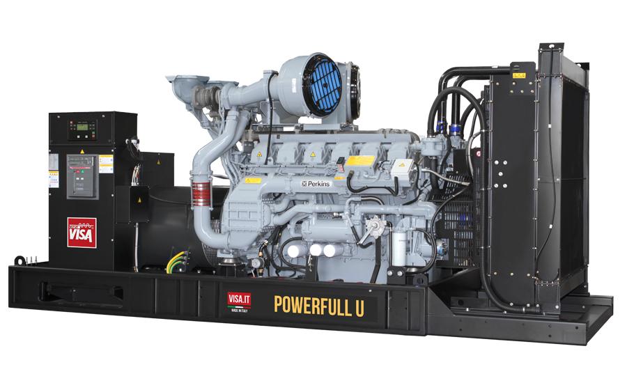 Дизельный генератор (электростанция) Onis Visa P1700