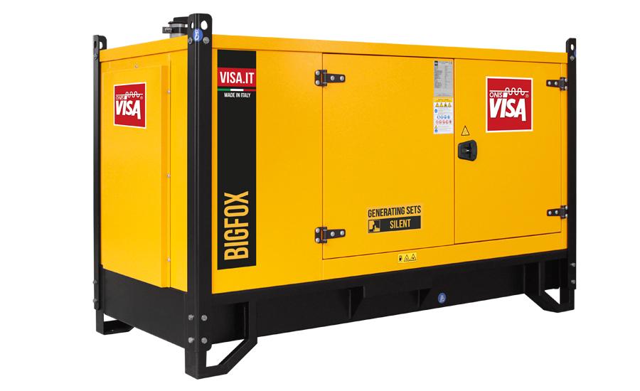 Дизельный генератор (электростанция) Onis Visa P30 BIG FOX