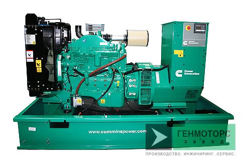 Дизельный генератор (электростанция) Cummins C110D5