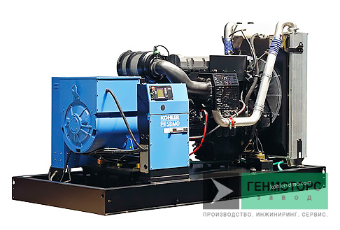 Дизельный генератор (электростанция) SDMO V650C2