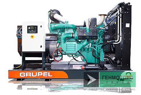 Дизельный генератор (электростанция) G110VVGR Grupel