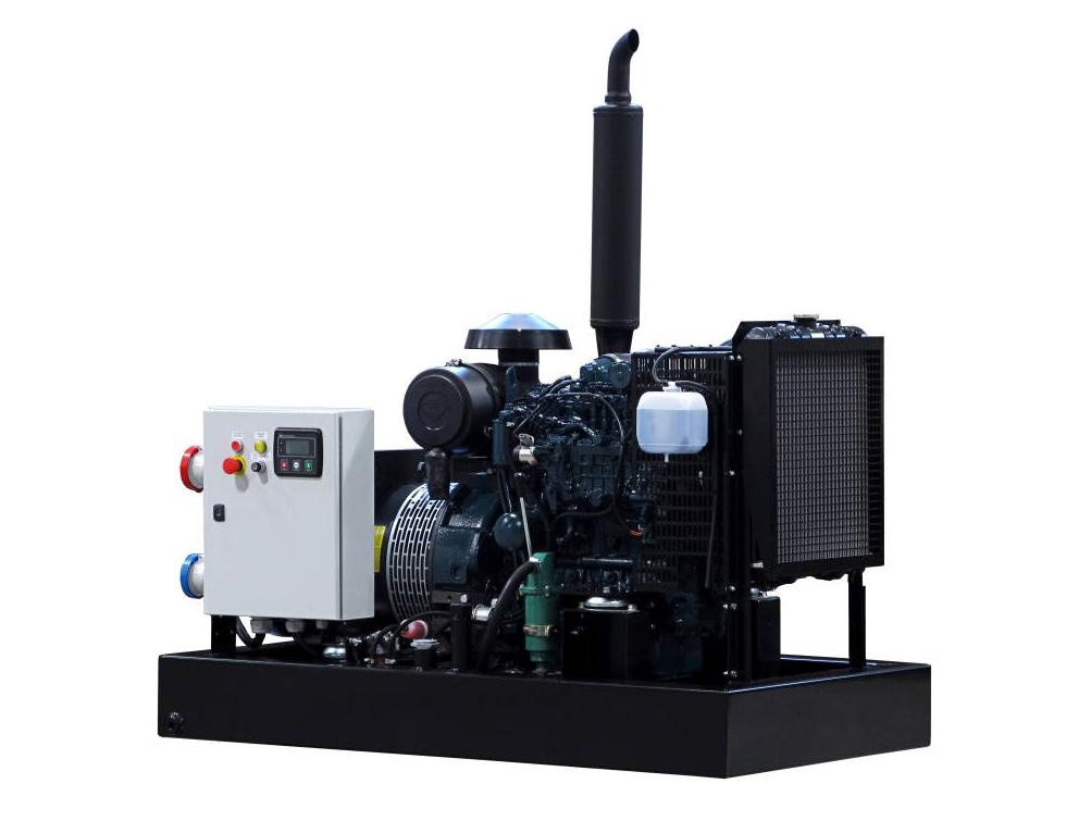Дизельный генератор (электростанция) Europower EP 44 TDE