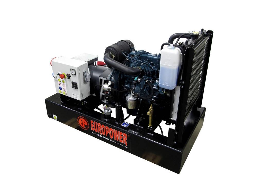 Дизельный генератор (электростанция) Europower EP 14 TDE
