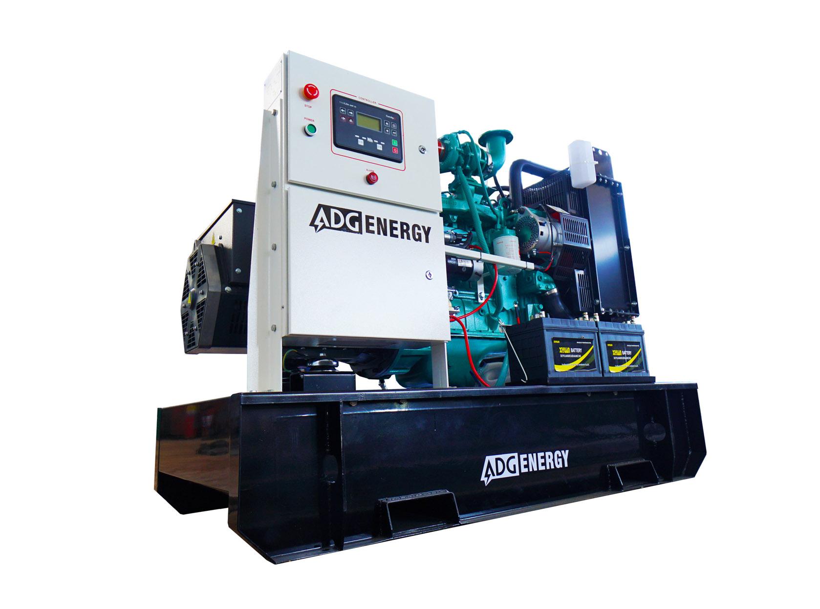 Дизельный генератор (электростанция) ADG-ENERGY AD-55C