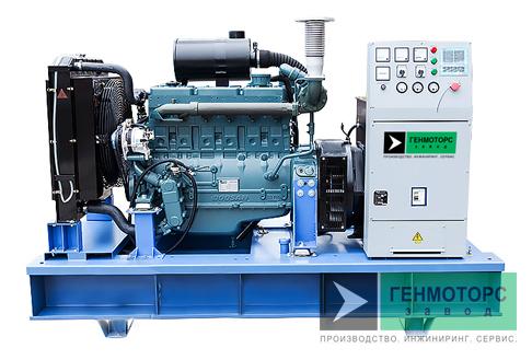 Дизельный генератор (электростанция) АД-100 Doosan