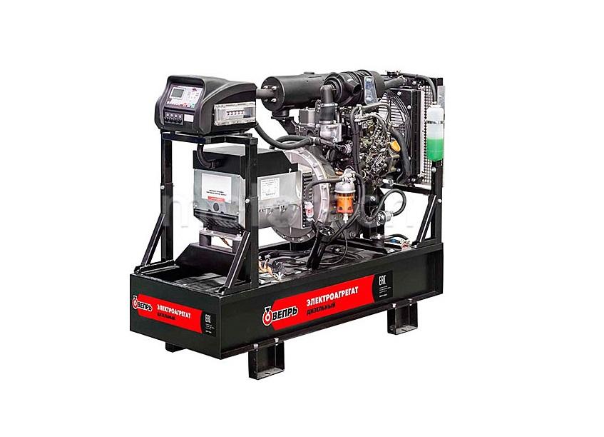Дизельный генератор (электростанция) АДС 12-230 РЯ2