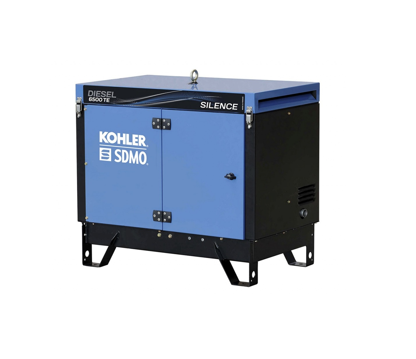 Дизельный генератор (электростанция) SDMO DIESEL 6500 TE AVR SILENCE