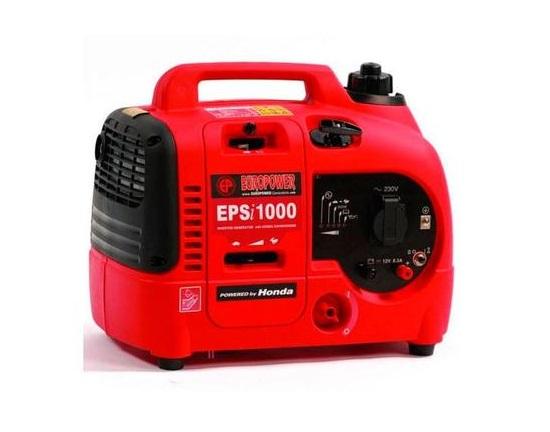Бензиновый генератор (Бензогенератор) Europower EPSi 1000